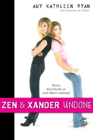 Zen and Xander Undone  by  Amy Kathleen Ryan