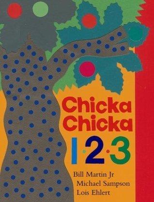 Chicka Chicka 123 Bill Martin Jr.