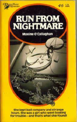Run From Nightmare Maxine OCallaghan