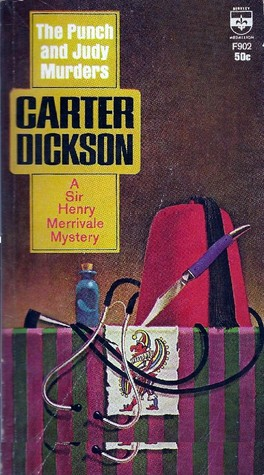 The Punch and Judy Murders (Sir Henry Merrivale, #5)  by  Carter Dickson