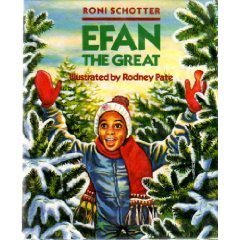 Efan The Great  by  Roni Schotter