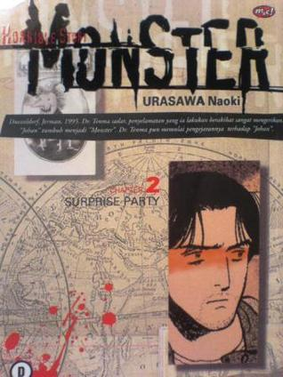 Monster, Chapter 2: Surprise Party (Naoki Urasawas Monster, #2)  by  Naoki Urasawa