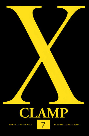 X, Tome 7 CLAMP
