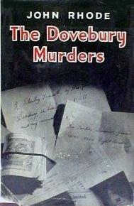 The Dovebury Murders (Dr. Priestley, #58)  by  John Rhode