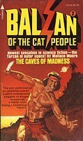 The Caves of Madness (Balzan of the Cat People, # 2) Wallace Moore