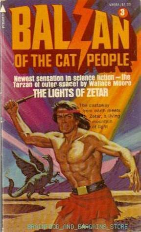 Lights of Zetar (Balzan of the Cat People, #3)  by  Wallace Moore