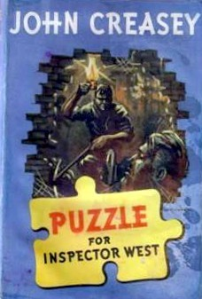 Puzzle for Inspector West (Inspector West, #12)  by  John Creasey
