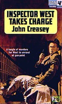 Inspector West Takes Charge (Inspector West, #1)  by  John Creasey