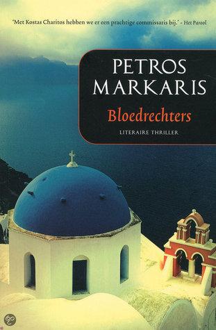 Bloedrechters  by  Petros Markaris