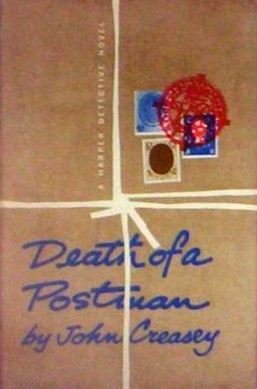 Death of a Postman (Inspector West, #19)  by  John Creasey