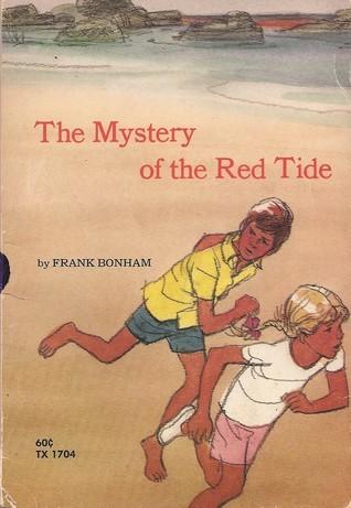 Mystery of the Red Tide Frank Bonham