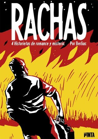 Rachas: Cuatro historietas de romance y misterio Berliac