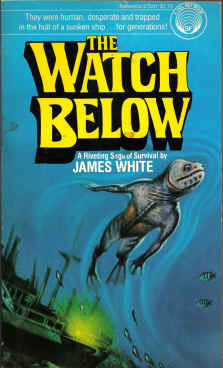 The Watch Below James White