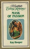 Mask of Passion (Candlelight Ecstasy, #77)  by  Kay Hooper