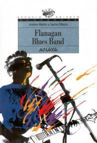 Flanagan Blues Band (Flanagan, #6)  by  Andreu Martín