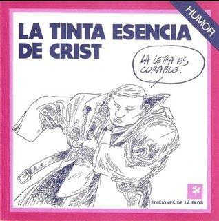 La tinta esencia de Crist  by  Crist