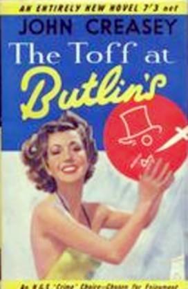 The Toff at Butlins (Toff, #30) John Creasey