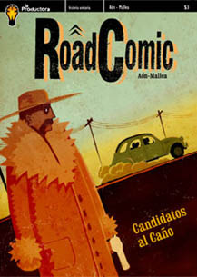 Road Comic: Candidatos al caño (Road Comic, #2) Cristian Mallea