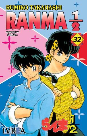 Ranma ½, #32 (Ranma 1/2, Tomo 20 Japonés) Rumiko Takahashi