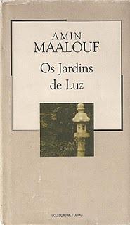 Os Jardins de Luz Amin Maalouf