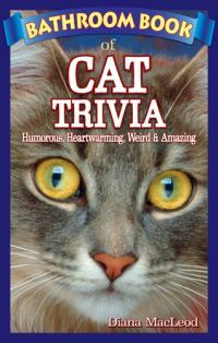 Bathroom Book of Cat Trivia Diana MacLeod
