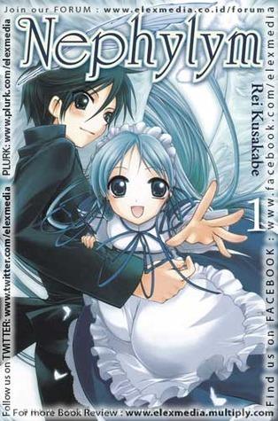NEPHYLYM vol. 01 Rei Kusakabe