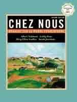 Chez Nous : Branch Sur Le Monde Francophone - with 3 CDs - Albert Valdman - Hardcover - Albert Valdman