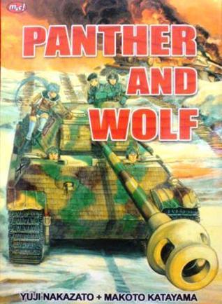 Panther And Wolf  by  Yuji Nakazato