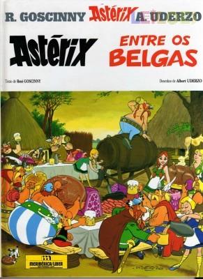 Astérix Entre os Belgas (Asterix, #24)  by  René Goscinny