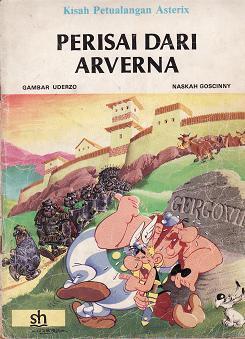Asterix : Perisai dari Arverna  by  René Goscinny