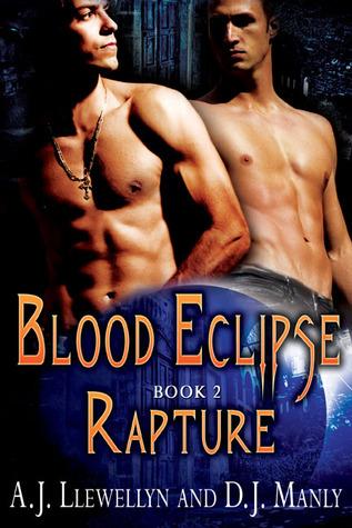 Rapture (Blood Eclipse, #2) A.J. Llewellyn
