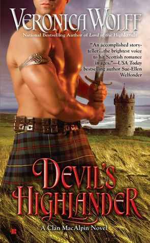 Devils Highlander (Clan MacAlpin #1)  by  Veronica Wolff