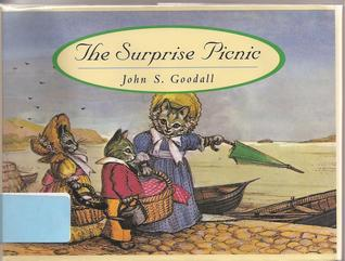 The Surprise Picnic John S. Goodall