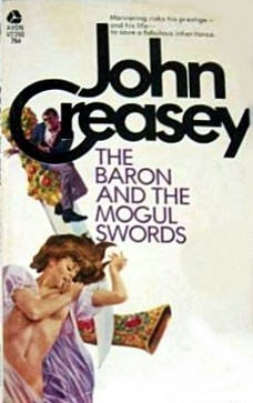 The Baron and the Mogul Swords (Baron, #35)  by  Anthony Morton