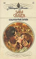 Counterfeit Bride  by  Sara Craven