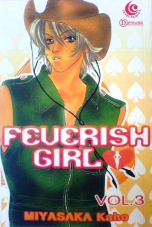 Feverish Girl Vol. 3  by  Kaho Miyasaka