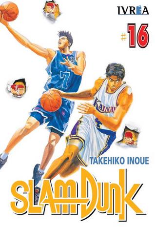 Slam Dunk 16  by  Takehiko Inoue
