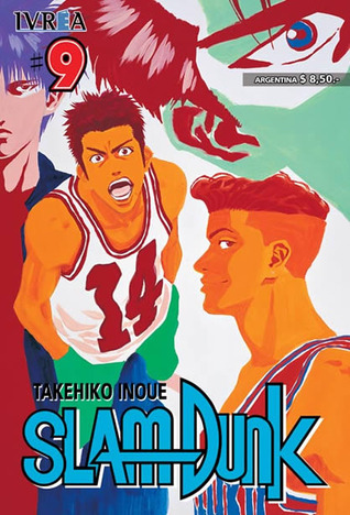 Slam Dunk 9  by  Takehiko Inoue