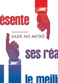 Zazie no Metrô  by  Raymond Queneau
