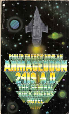 The Original Buck Rogers # 2: The Airlords of Han Philip Francis Nowlan