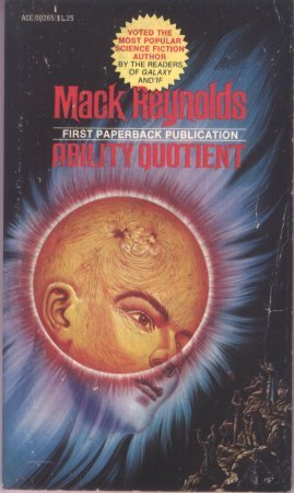 Ability Quotient  by  Mack Reynolds