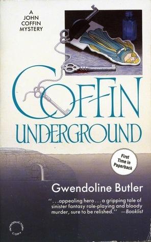 Coffin Underground  by  Gwendoline Butler