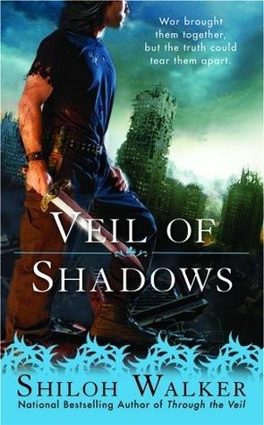 Veil of Shadows (Veil, #2) Shiloh Walker