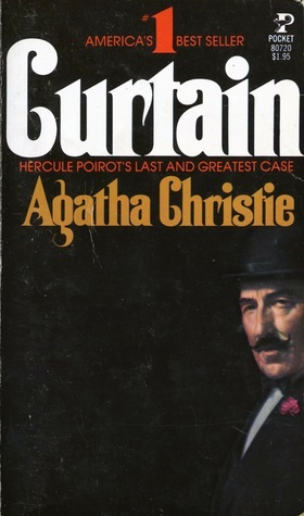 Curtain (Poirot Series, final) Agatha Christie