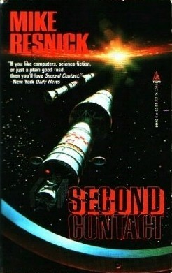 Second Contact Mike Resnick