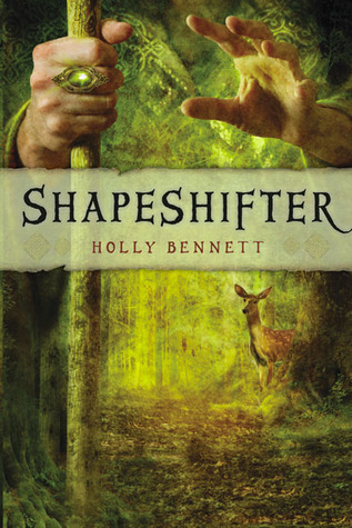 Shapeshifter Holly Bennett