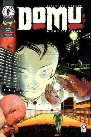Domu: A Childs Dream, #2  by  Katsuhiro Otomo