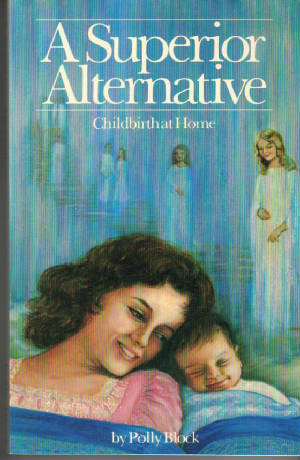 A Superior Alternative: Childbirth at Home  by  Polly Block