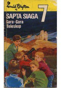 Gara-Gara Teleskop (Sapta Siaga, #12)  by  Enid Blyton