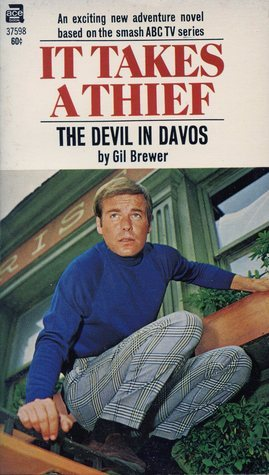 The Devil in Davos (It Takes A Thief, #1)  by  Gil Brewer